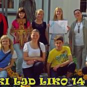 Radviliskio San Damiano maldos grupele